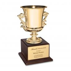Trophy Awards - Award Cup - 24K Gold
