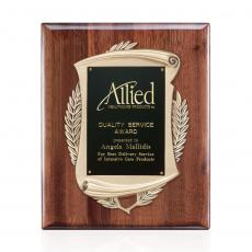 Awards & Recognition Ideas for Employees - Scroll Plaque