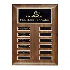 Awards & Recognition Ideas for Employees - Elegance Perpetual Plaque