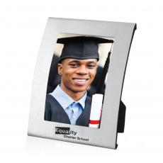 Picture Frames - Arc  - Silver