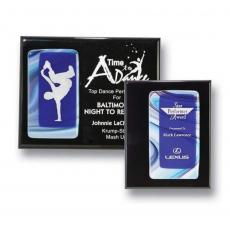 Awards & Recognition Ideas for Employees - Fusion Plaque - Jasper