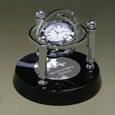Personalized Corporate Gifts - Gyroscope Clock