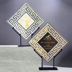Art Glass Awards & Trophies - Cyprus Award