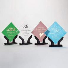 Art Glass Awards & Trophies - Elemental Award