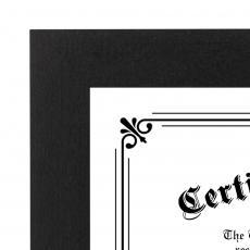 Certificate Frames - Dodge Certificate Frame
