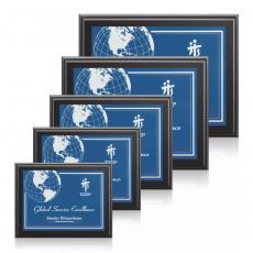 Customizable Plaque Awards - Farnsworth/Gemini