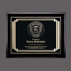 Customizable Plaque Awards - Farnsworth / Marquis