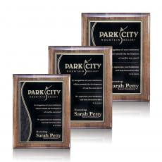 Customizable Plaque Awards - Carisbrooke/Nobleton