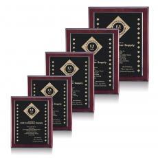 Customizable Plaque Awards - Noranda