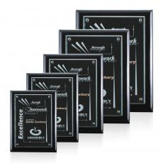 Acrylic Awards Plaques - Caledon Plaque