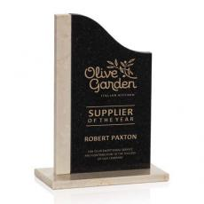 Distinguished Marble & Stone Plaques and Trophies - Otago Award