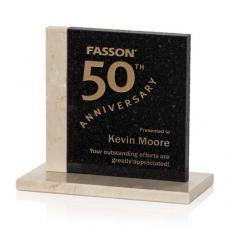 Distinguished Marble & Stone Plaques and Trophies - Wyeth Award
