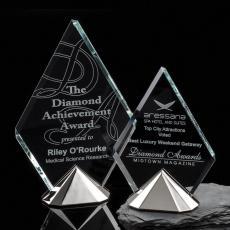 Metal Awards - Celestial Award - Starfire/Silver
