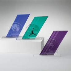 Art Glass Awards & Trophies - Tangent Award