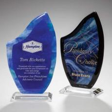 Art Glass Awards & Trophies - Luminosity Award