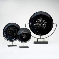 Art Glass Awards & Trophies - Eclipse Award