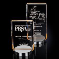 Made in USA - Stratum Award - Gold