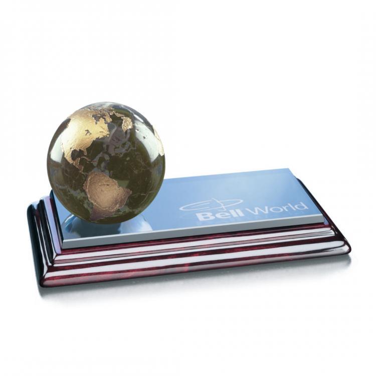 Globe on Sommerville - Green