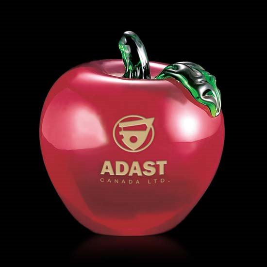 Beaufort Apple - Red/Green