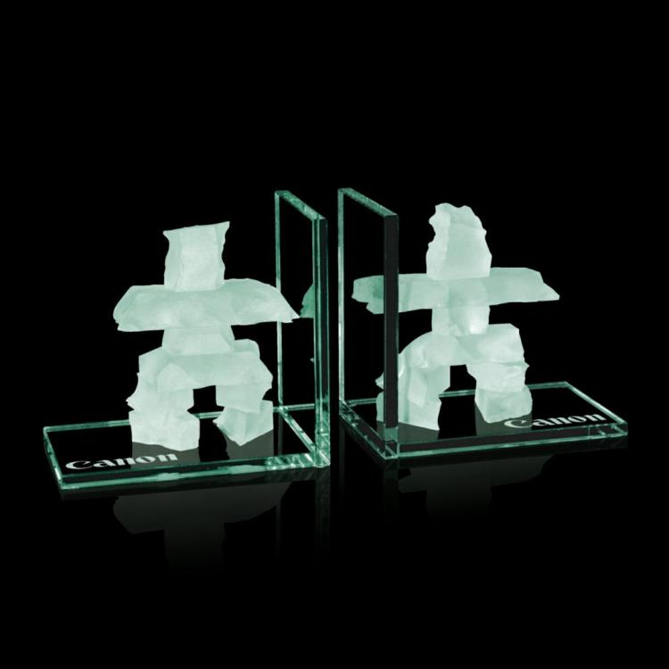 Inukshuk Bookends