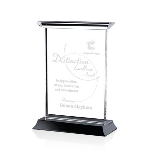 Tobermory Award - Black (Vertical)