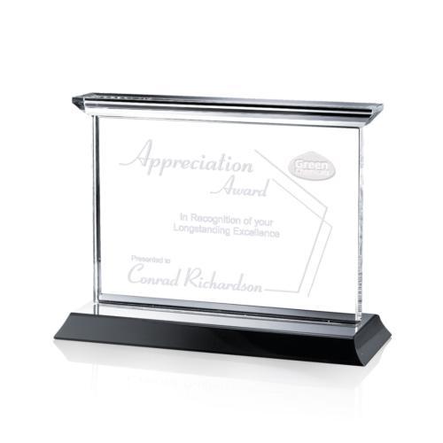 Tobermory Award - Black (Horizontal)