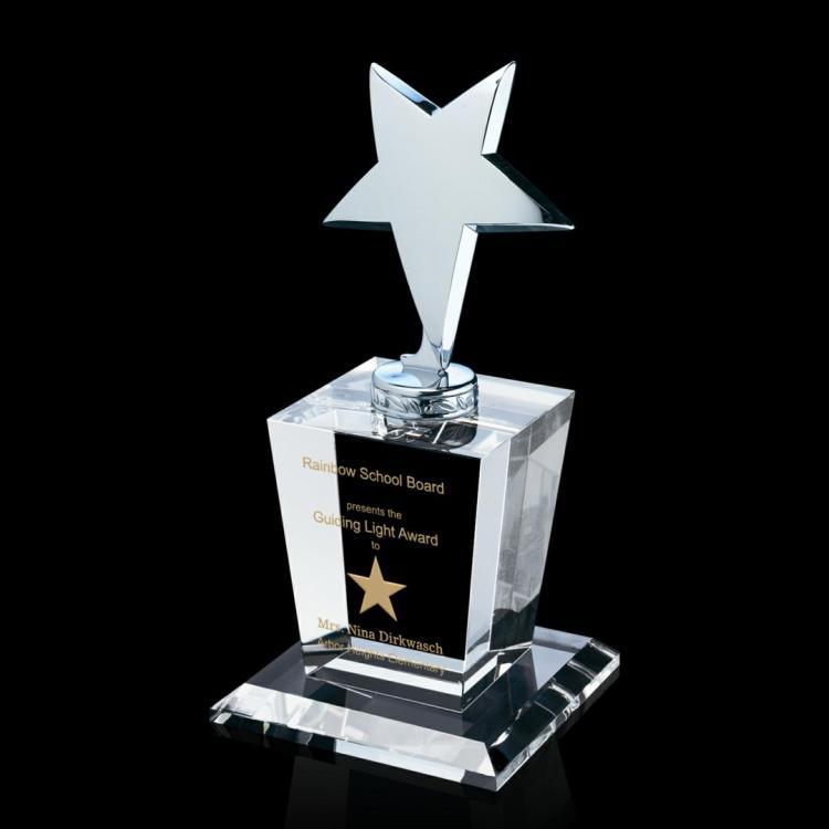 Baywell Award - Optical/Chrome