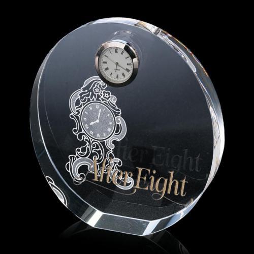 Dauphin Clock - Optical