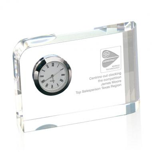 Opal Clock - Optical