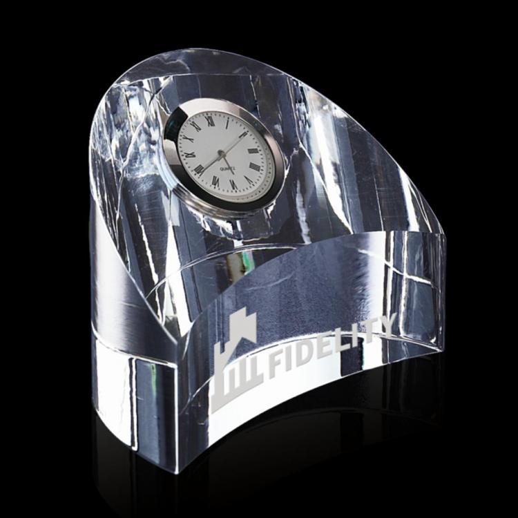 Ariel Clock - Optical