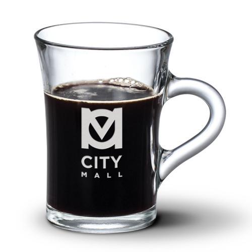 Selkirk Mug - Deep Etch 8oz