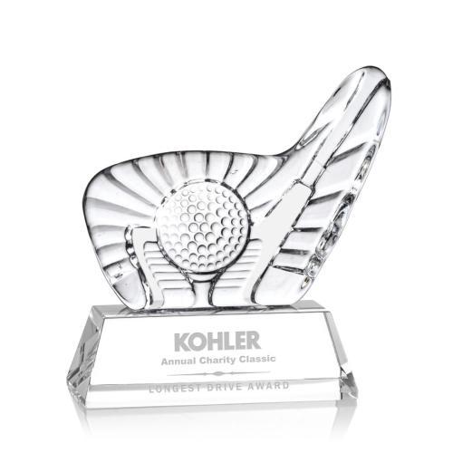 Dougherty Golf Award - Optical