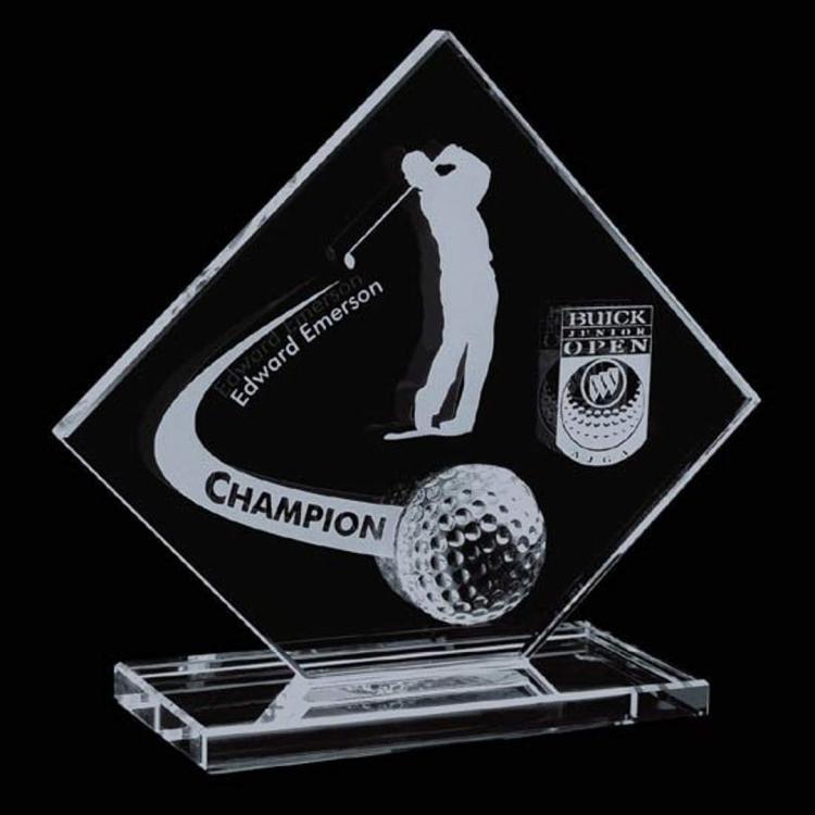 Barrick Golf Award