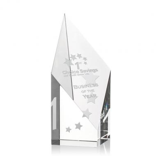 Vertex Award - Clear