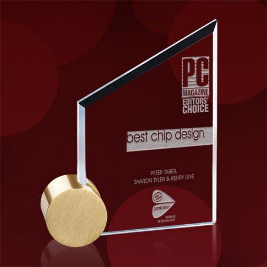 Cooper Award - Starfire/Gold Circle