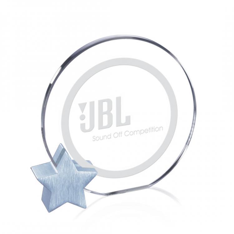 Verdunn Award - Starfire/Silver Star Diam