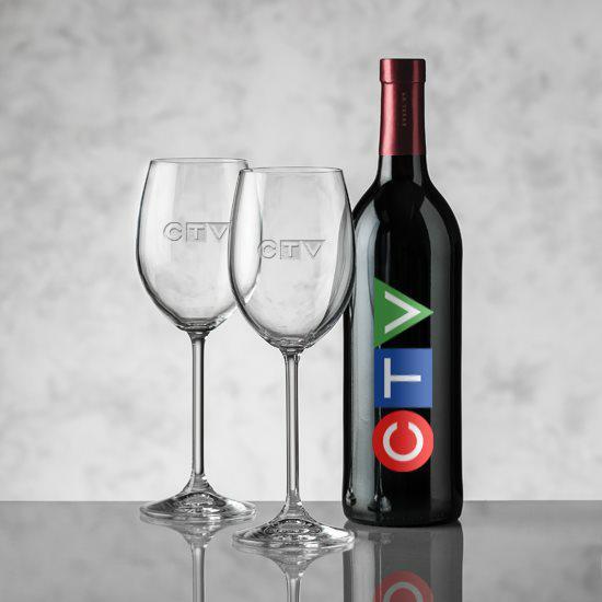 Cabernet - VividPrint™ & Woodbridge Wine Set