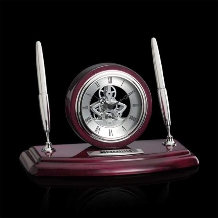 Sunderland Clock/Pen Set
