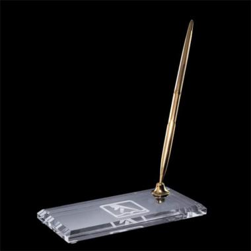 Pen Set -Ashburton Single (Gold)