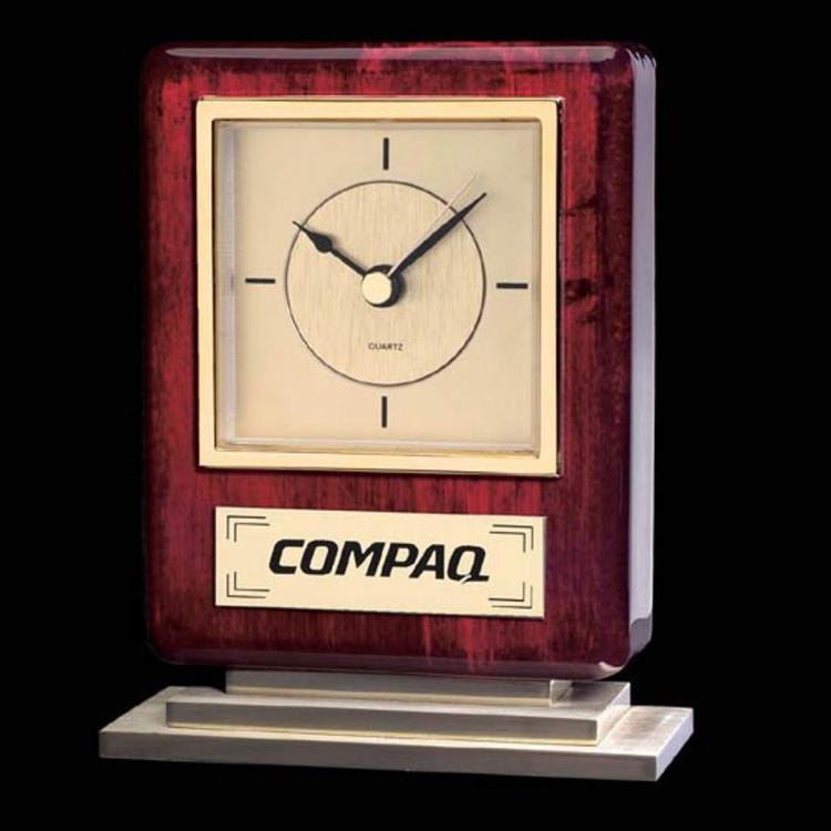 Falkland Clock -Gold