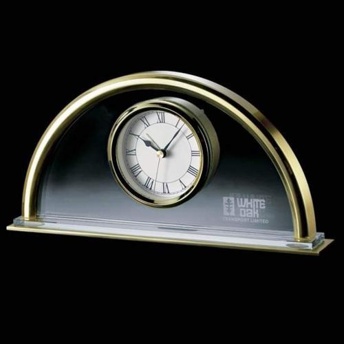 Cartier Clock - Gold