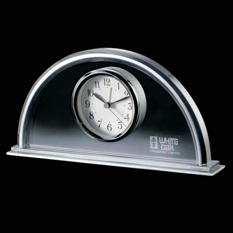 Cartier Clock -Chrome