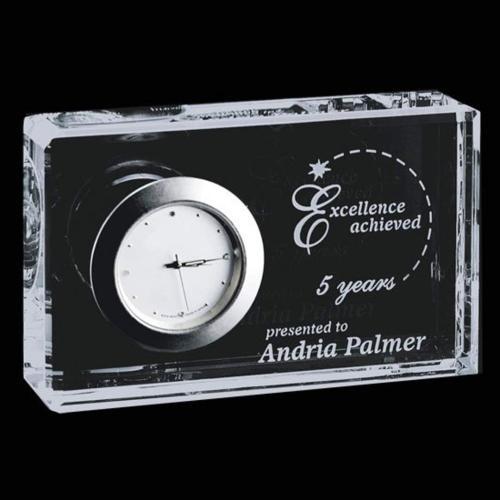 Burlington Clock
