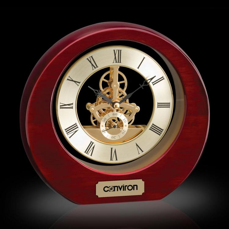 Catarina Clock - Black