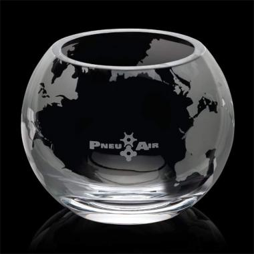 Connard Globe Bowl