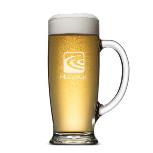Cavendish Beer Stein - Deep Etch 18oz