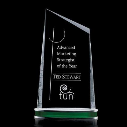 Preston Award - Green
