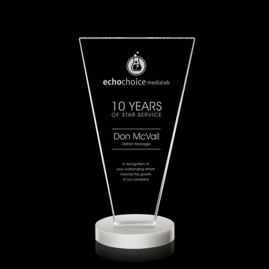 Burney Award - White
