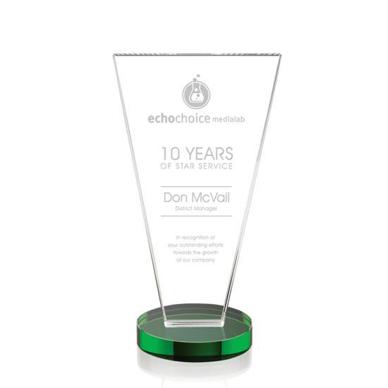 Burney Award - Green