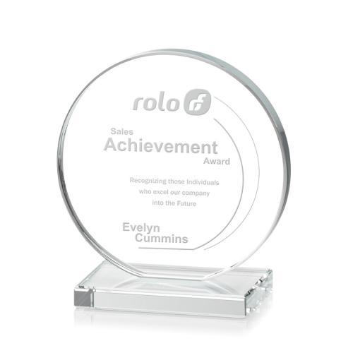 Victoria Award - Clear